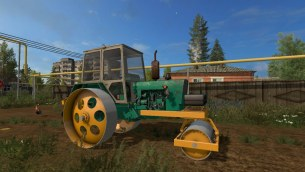 Мод «СД-803 ЮМЗ» для Farming Simulator 2017