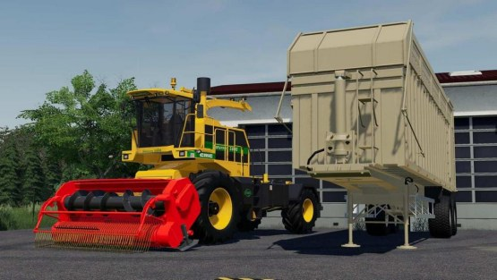 Мод «Saturne 5800 Pack HKL» для Farming Simulator 2019