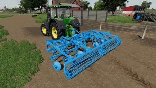 Мод «Lemken Smaragd 9» для Farming Simulator 2019