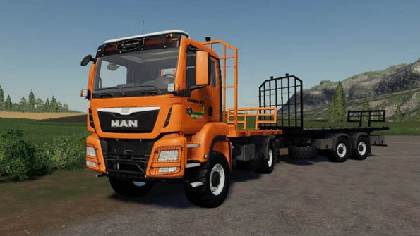 Мод «Friesenjung Transport Pack» для Farming Simulator 2019
