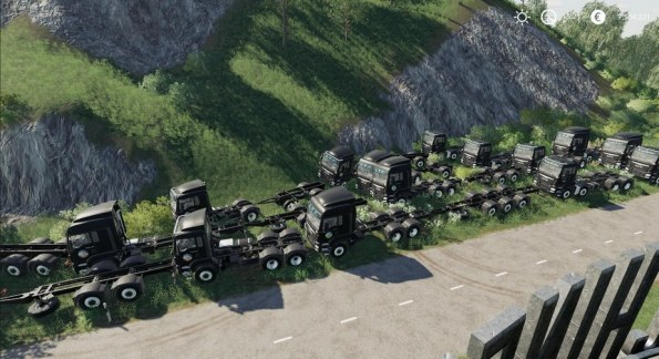 Мод «ATC Chassis Pack» для Farming Simulator 2019