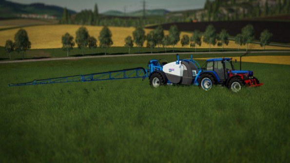 Мод « Blanchard ALT 2500» для Farming Simulator 2019