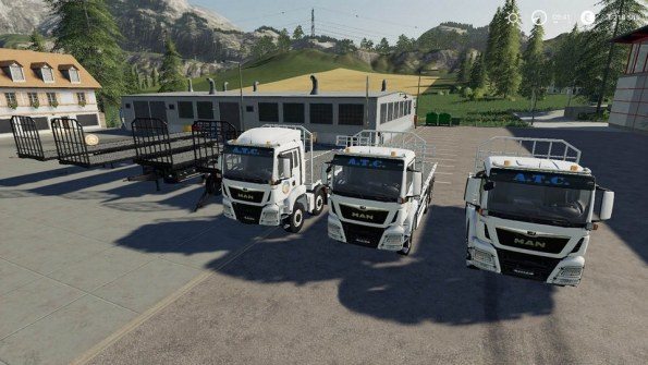 Мод «ATC Cargo Transportation Pack» для Farming Simulator 2019