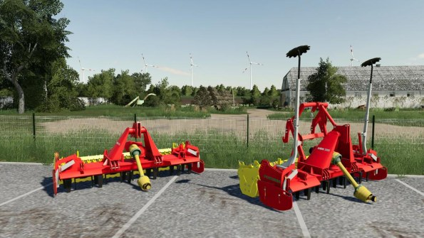 Мод «Lion 3002-4002» для Farming Simulator 2019