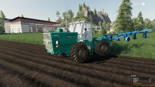 Мод «ХТЗ-Т-150К» для Farming Simulator 2019