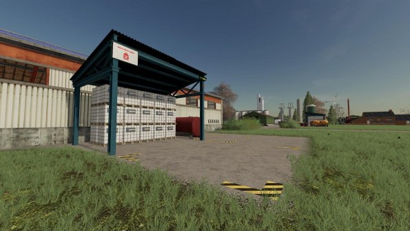 Мод «Herbicides Production Package» для Farming Simulator 2019