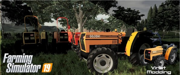 Мод «Goldoni Star 75» для Farming Simulator 2019