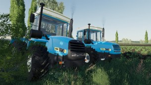 Мод «ХТЗ-17022» для Farming Simulator 2019