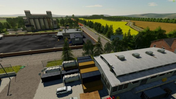 Карта «Ninghan Farms» для Farming Simulator 2019