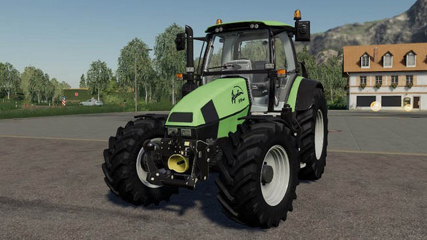 Мод «Deutz Agrotron 115» для Farming Simulator 2019