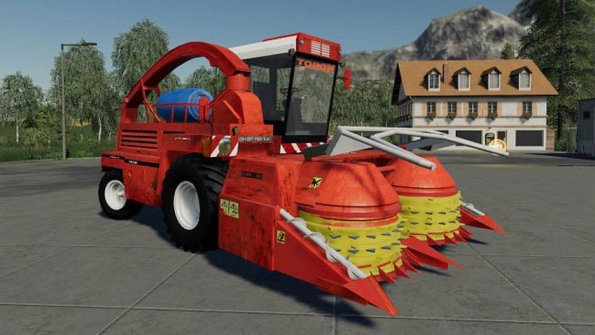 Мод «Toron SP8 050 Pack» для Farming Simulator 2019