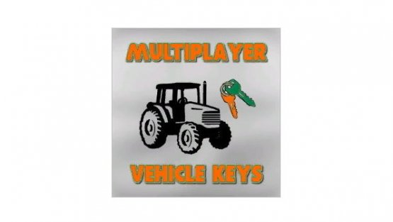 Мод Скрипт «Multiplayer Vehicle Keys» для Farming Simulator 2019