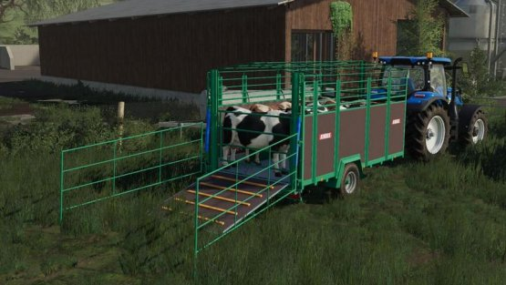 Мод «Knies VA Pack» для Farming Simulator 2019