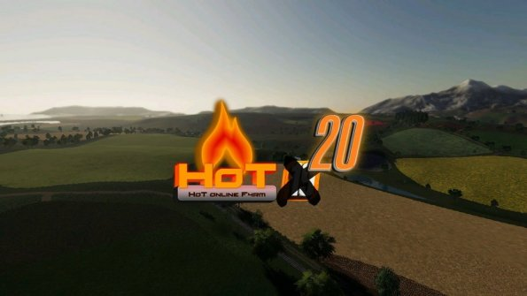 Карта «Hot Online F4rm 2020» для Farming Simulator 2019