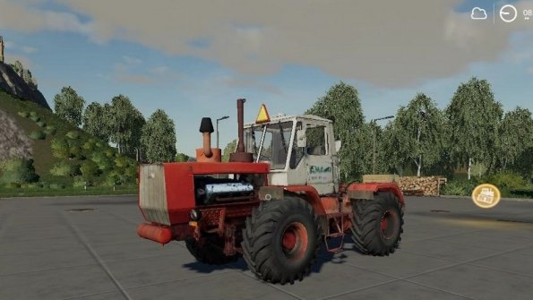 Мод «Т-150К ХТЗ» для Farming Simulator 2019
