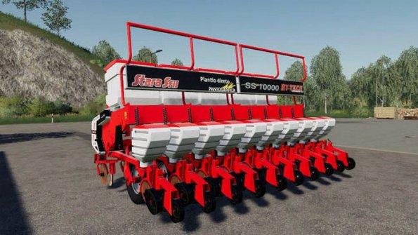 Мод «Stara Sfill 10000» для Farming Simulator 2019