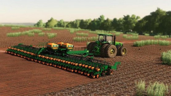 Мод «Stara Absoluta 44 Rows» для Farming Simulator 2019
