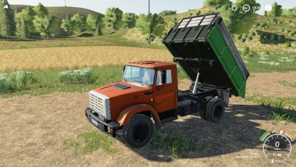Мод «ЗиЛ-45065 (edit)» для Farming Simulator 2019
