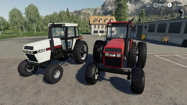 Мод «Case 94 series» для Farming Simulator 2019