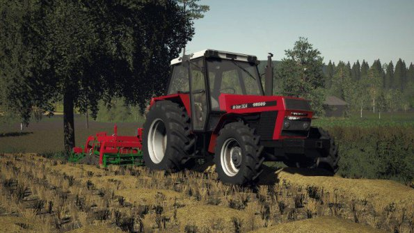 Мод «Ursus 1614 DELUXE» для Farming Simulator 2019