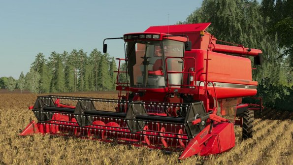 Мод «Case IH Axial-Flow 2188» для Farming Simulator 2019