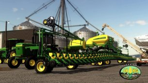 Мод «John Deere DB90 36-Row 30» для Farming Simulator 2019