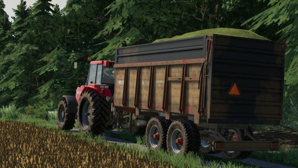 Мод «Ursus N-270» для Farming Simulator 2019
