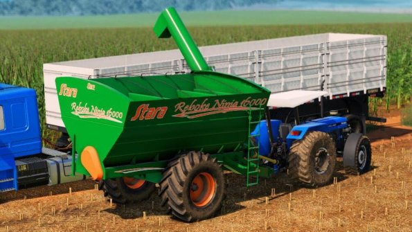 Мод «Stara Reboke Ninja 16000» для Farming Simulator 2019