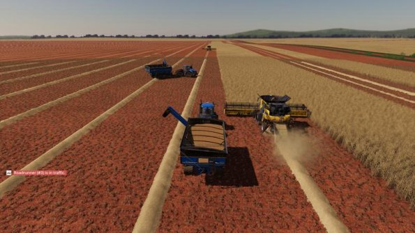 Карта «Southwind Fields» для Farming Simulator 2019