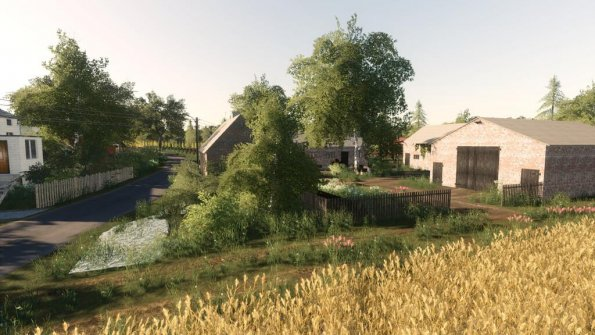 Карта «Kaminki» для Farming Simulator 2019