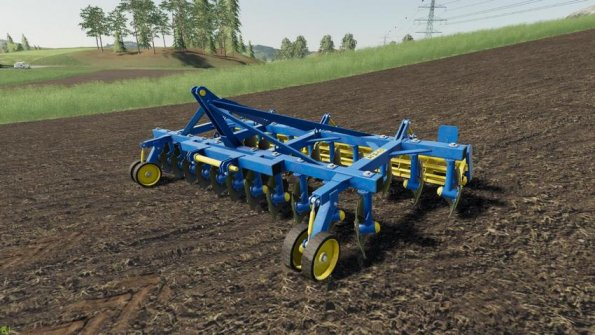 Мод «АГД 4,5» для Farming Simulator 2019