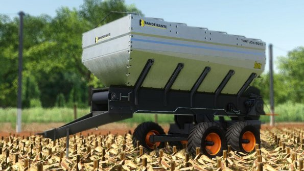 Мод «Bandeirante Virtuos 15000» для Farming Simulator 2019