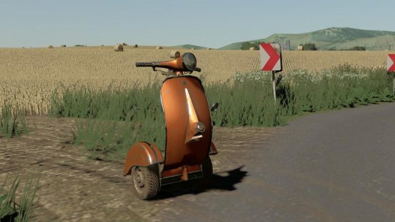 Мод «Segway» для Farming Simulator 2019