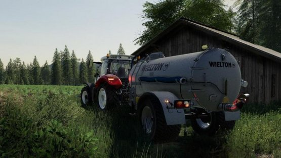 Мод «Wielton PRB/1 7000» для Farming Simulator 2019