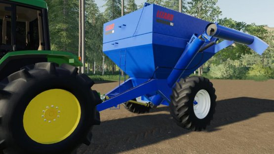 Мод «Lizard MJ CG 9.5 T» для Farming Simulator 2019