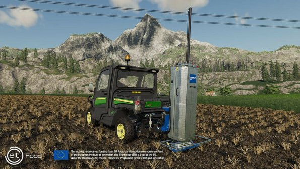 Мод «Precision Farming DLC» для Farming Simulator 2019