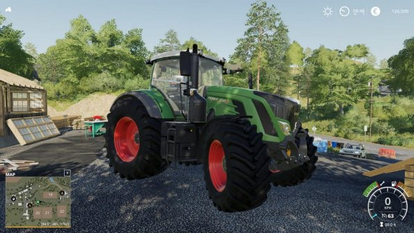 Мод «Fendt 900 Vario Profi Plus» для Farming Simulator 2019