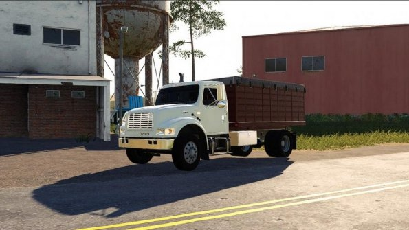 Мод «International 4900 Single Axle» для Farming Simulator 2019