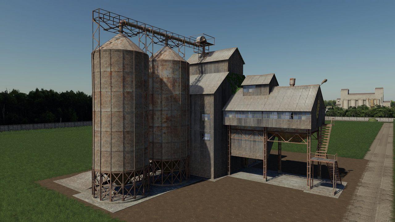 Farming simulator 19 элеваторы мод техническая эксплуатация транспортеров