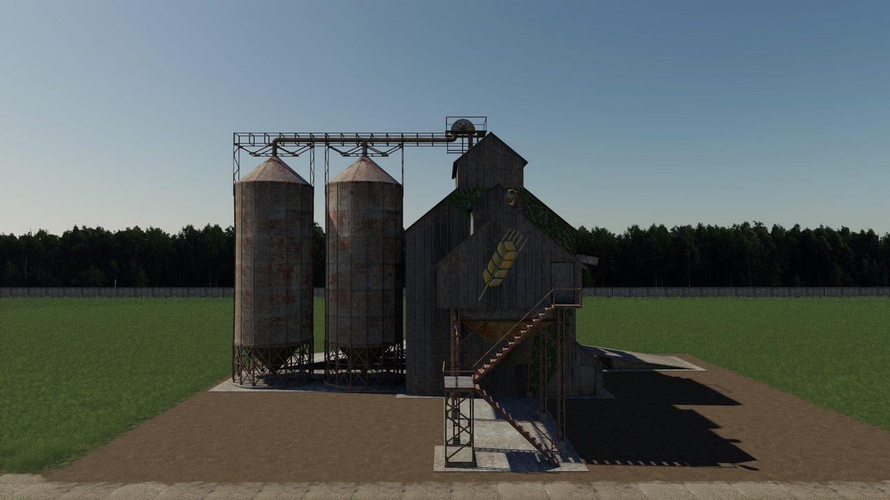 скачать моды для farming simulator 2019 элеваторы