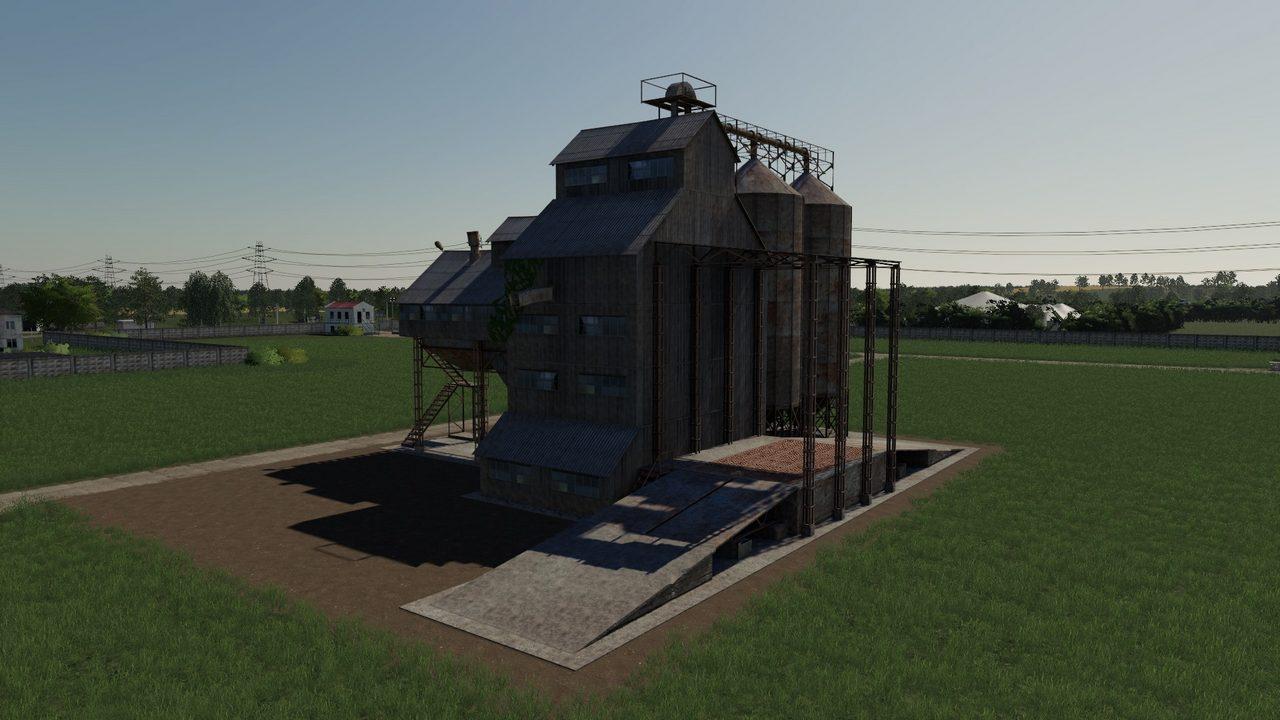 элеваторы для farming simulator 2019