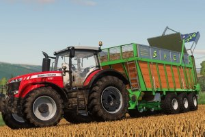Мод «Sac S780H» для Farming Simulator 2019 2