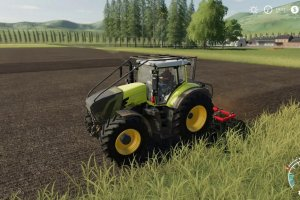 Мод «Fendt 900 Vario S4 series» для Farming Simulator 2019 2