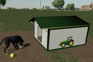 Мод «Brand Dog Houses» для Farming Simulator 2019 3