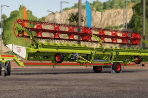 Мод «Header Trailers» для Farming Simulator 2019 2