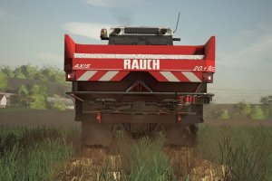 Мод «Rauch AXIS» для Farming Simulator 2019 5
