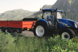 Мод «Orkel TX 130» для Farming Simulator 2019 3
