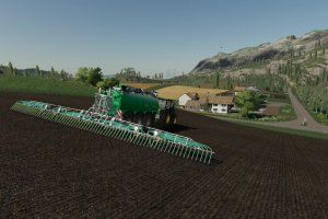 Мод «Slurry-Tools» для Farming Simulator 2019 6