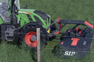 Мод «SIP SilverCut Disc 300 F S-FLOW» для Farming Simulator 2019 3