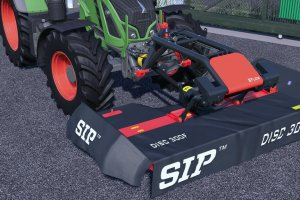 Мод «SIP SilverCut Disc 300 F S-FLOW» для Farming Simulator 2019 5